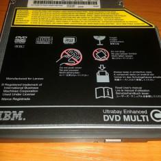 DWD-RW de laptop, marca IBM, model GMA-4082N - Unitate optica laptop Ibm, DVD RW
