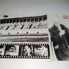 Pliant, 60 de ani de Roman Karmen - regizor de filme documentare si propagandistice rusesti din perioada interbelica - Pliant Meniu Reclama tiparita