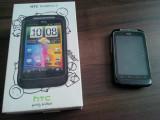 HTC Wildfire S, Negru, Vodafone
