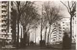 CPI (B4690) BUCURESTI. b-dul NICOLAE BALCESCU, CIRCULATA, 1.1.1960, STAMPILE, Fotografie