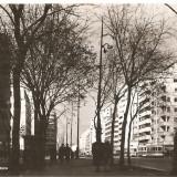 CPI (B4690) BUCURESTI. b-dul NICOLAE BALCESCU, CIRCULATA, 1.1.1960, STAMPILE