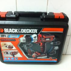 BLACK & DECKER 18 V,, Cutie de Transport ''