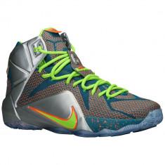 Ghete baschet Nike LeBron 12 | 100% originale, import SUA, 10 zile lucratoare - Ghete barbati