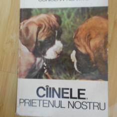 CORIOLAN NEAMTU--CAINELE - PRIETENUL NOSTRU - Carti Zootehnie