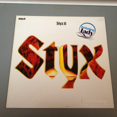 STYX - II (SECOND ALBUM) (1975 / RCA REC /RFG) - DISC VINIL/PICK-UP/VINYL/ROCK - Muzica Rock rca records