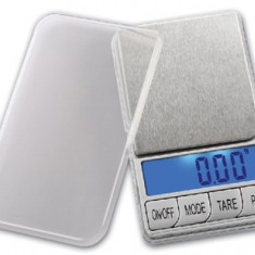 Cantar electronic de mare precizie cu platou inox pt bijuterii - XTB 100g x 0.01 - Cantar bijuterii