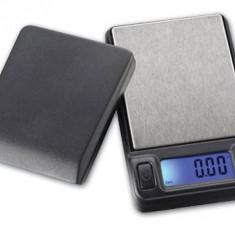 Cantar electronic de precizie cu platou inox pentru bijuterii - DJ 500g x 0.1g - Cantar bijuterii