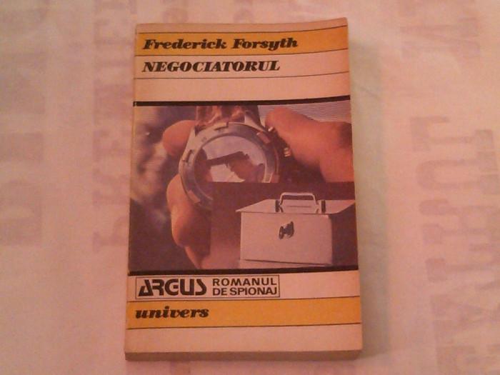 FREDERICK FORSYTH - NEGOCIATORUL