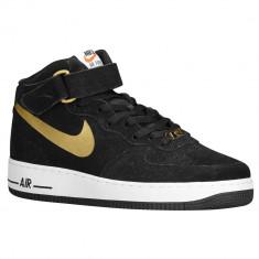 Adidasi Nike Air Force 1 Mid   Produs 100% original   Livrare cca 10 zile lucratoare   Aducem pe comanda orice produs din SUA - Ghete barbati