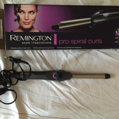Ondulator de par Pro Spiral Curls Remington