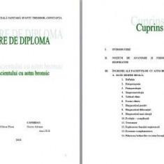 LUCRARE DE LICENTA AMG INGRIJIREA PACIENTILOR CU ASTM BRONSIC (1) (+ P.P)