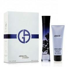 Giorgio Armani Armani Code Pour Femme Set 75+75 pentru femei - Set parfum