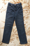 Blugi Armani Jeans Comfort Fit Made in Italy; marime 27: 64 cm talie, 94 cm lung, Lungi, Armani Jeans