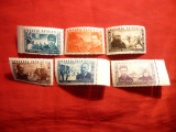 Serie Apararea Patriotica 1945 Romania, 6 val.