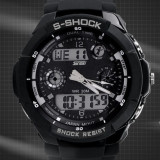 Ceas SUBACVATIC SKMEI S-Shock SPORT ALARMA CALENDAR CRONOMETRU DUAL TIME| CEL MAI MIC PRET GARANTAT | GARANTIE - Ceas barbatesc, Casual, Quartz, Carbon, Cauciuc, Rezistent la apa