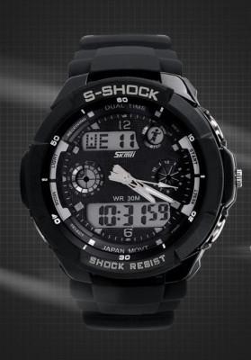 Ceas SUBACVATIC SKMEI S-Shock  SPORT ALARMA CALENDAR CRONOMETRU DUAL TIME| CEL MAI MIC PRET GARANTAT | GARANTIE foto