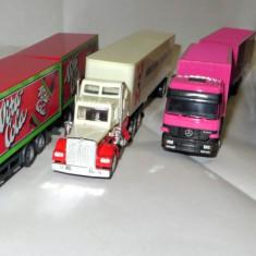Herpa lot 5 camioane lichidare! 1:87 - Macheta auto