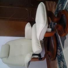 APARAT DE REZONANTA - Scaun masaj