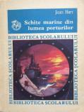SCHITE MARINE DIN LUMEA PORTURILOR - Jean Bart, 1975