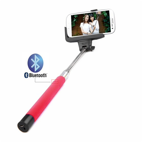 Selfie stick bluetooth foto mare