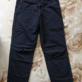 Blugi Armani Jeans Ecco-Stone originali; marime 28: 71 cm talie, 108 cm lungime