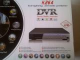 DVR  DIGITAL VIDEO RECORDER  4 canale pentru 4 camere de supraveghere
