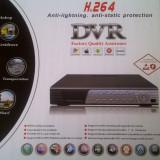 DVR DIGITAL VIDEO RECORDER 4 canale pentru 4 camere de supraveghere - Camera CCTV