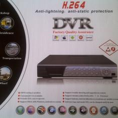 VIDEO RECORDER  4 canale pentru 4 camere de supraveghere DVR