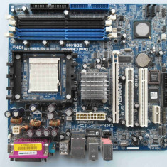 Placa de baza Asrock 939S56-M DDR1 PCI Express socket 939, Pentru AMD, MicroATX