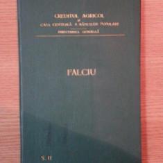 HARTA CAILOR DE COMUNICATIE DIN JUDETUL FALCIU IN ANUL 1903 - Harta Romaniei