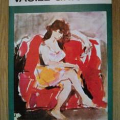 VASILE GRIGORE, desen si culoare, insemnari despre arta/ drowing and coloring, notes on art, BUC.1993 - Carte Istoria artei