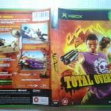 Joc XBox classic - Total overdose - (GameLand - sute de jocuri)