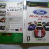 Joc XBox classic - Ford Racing 2 - (GameLand - sute de jocuri) - Jocuri Xbox, Sporturi, 3+, Multiplayer
