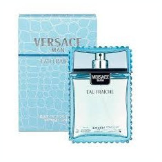 Versace Eau Fraiche Eau de Toilette Spray 100ml - Parfum barbati Versace, Apa de toaleta, Fructat