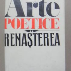 ARTE POETICE.RENASTEREA BUCURESTI 1986