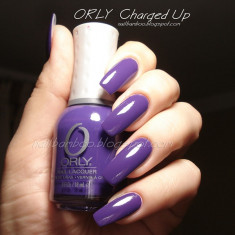 OJA ORLY NAIL POLISH CHARGED UP, Mov