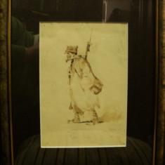 CATUL BOGDAN - SOLDATUL - Pictor roman