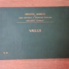 HARTA CAILOR DE COMUNICATII DIN JUDETUL VASLUI 1903 - Harta Romaniei