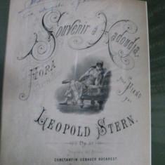 LITOGRAFIE- CCA. 1900