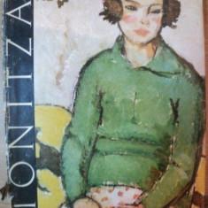 TONITZA vorwort von CORNELIU BABA 1965 - Carte Istoria artei