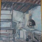 INTERIOR TARANESC- P.V - Pictor roman