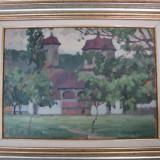 C. MIHAILESCU-PEISAJ - Pictor roman