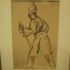 H.H. CATARGI - TARAN - Pictor roman