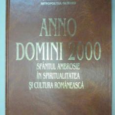 SFANTUL AMBROSIE IN SPIRITUALITATEA SI CULTURA ROMANEASCA 2000-NESTOR VORNICESCU - Carti Crestinism