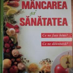 MANCAREA SI SANATATEA (READER'S DIGEST) - Carte Retete traditionale romanesti