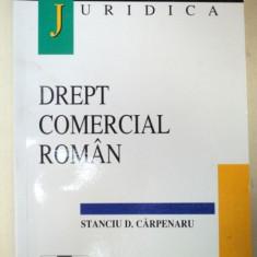 DREPT COMERCIAL ROMAN EDITIA A II-A -STANCIU D. CARPENARU EDITIA A II-A REVAZUTA SI COMPLETATA