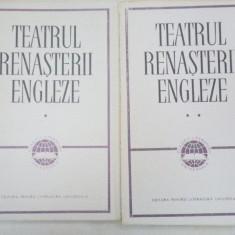 TEATRUL RENASTERII ENGLEZE 2 VOL 1964 - Carte Teatru