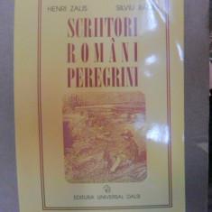 SCRIITORI ROMANI PEREGRINI-HEURI ZALIS, SILVIU BADIA 2000 - Nuvela