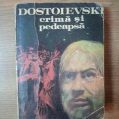 CRIMA SI PEDEAPSA de DOSTOIEVSKI, 1981 - Roman