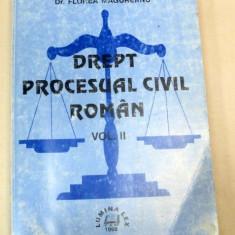 DREPT PROCESUAL CIVIL ROMAN VOLUMUL 2-DR.FLOREA MAGUREANU
